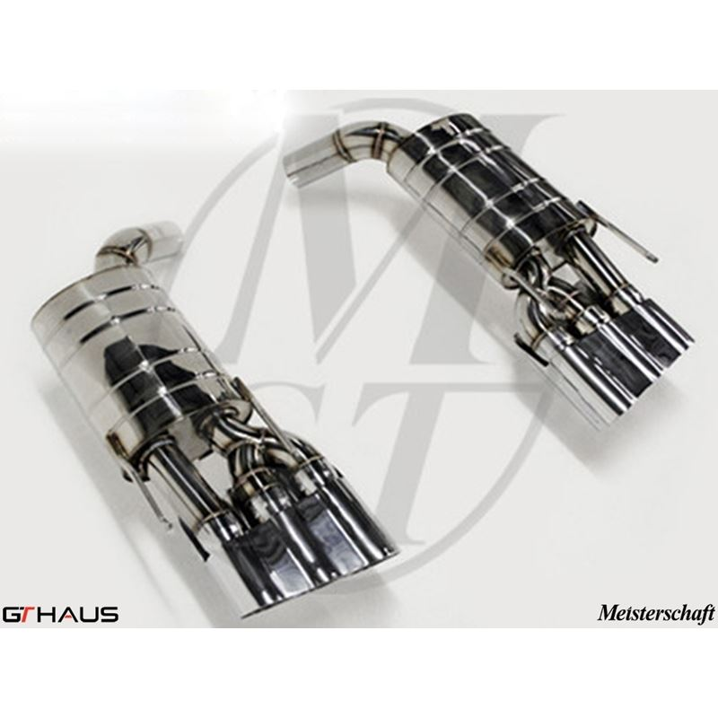 GTHAUS HP Touring Exhaust- Stainless- ME0431110