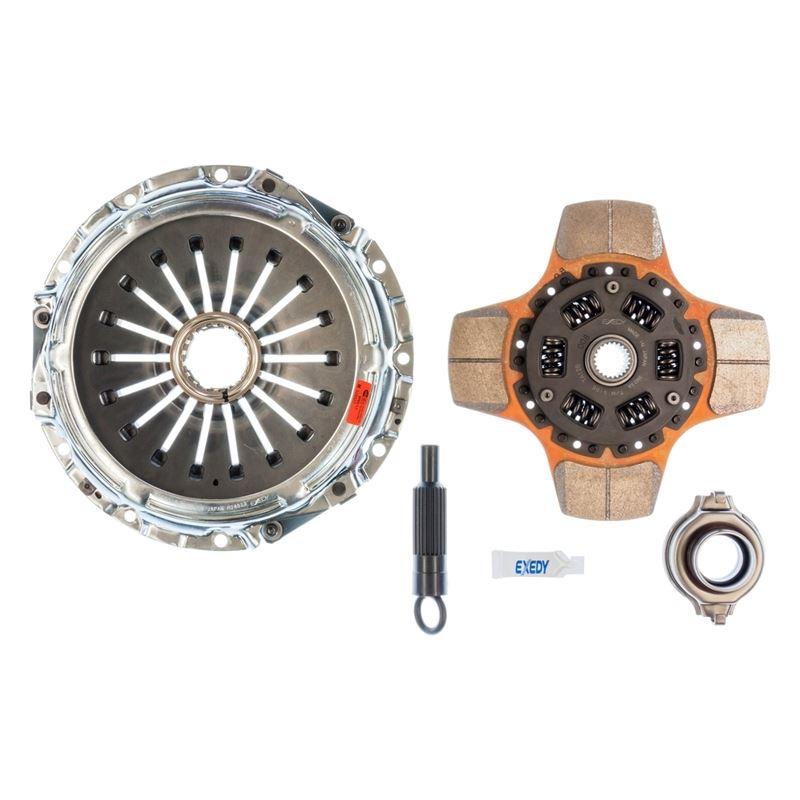 Exedy Stage 2 Cerametallic Clutch Kit (05952)