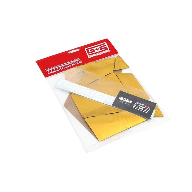 Grimmspeed Turbo Heat Shield Reflect-A-Gold Foil (