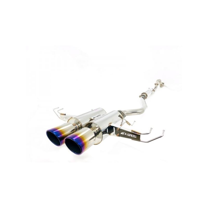 APEXi® 164-KH02- N1 Evolution-X Exhaust Syste