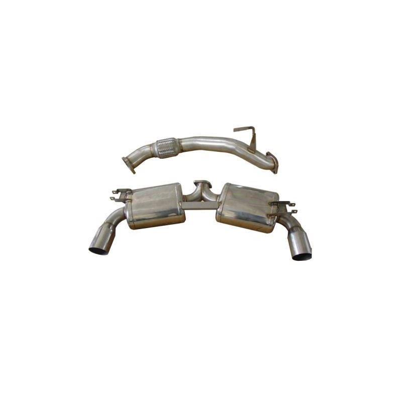 Berk Technology Exhaust Systems (BT1068)