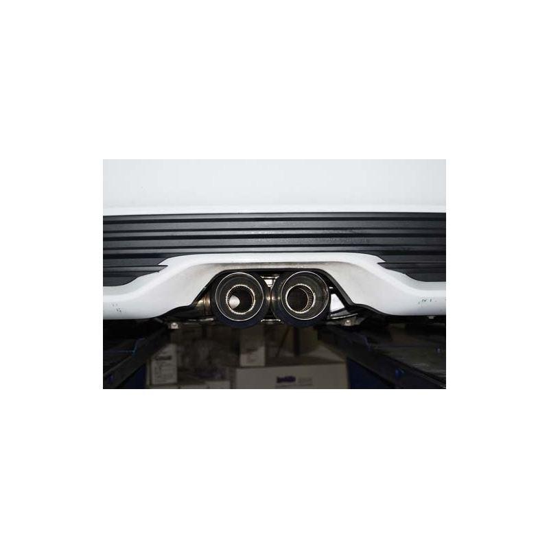 Invidia 13+ Ford Focus ST N1 Titanium Tip Cat-back