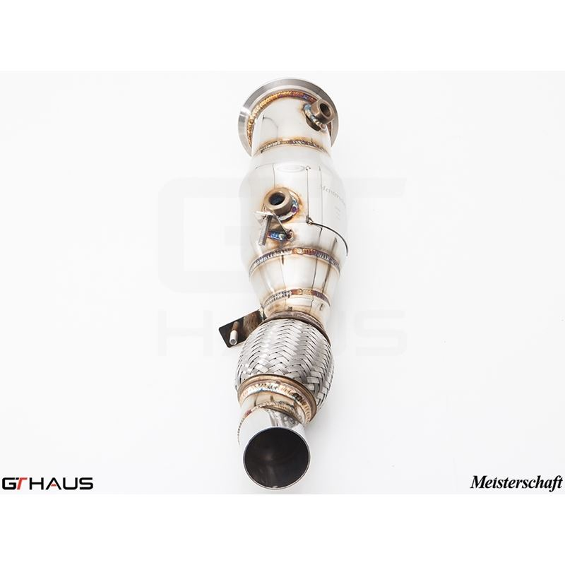 GTHAUS (N20 428i) Turbo Back Down Pipe - no cat- S