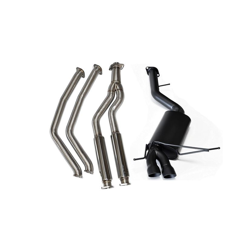 Berk Technology Exhaust Systems (BT1801 - MMP - HP