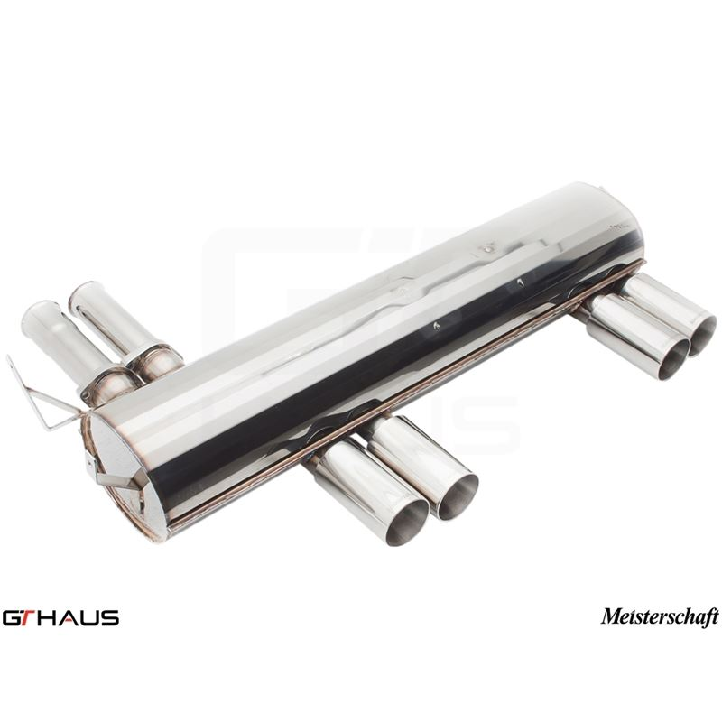 GTHAUS HP Touring Exhaust- Stainless- BM0211104