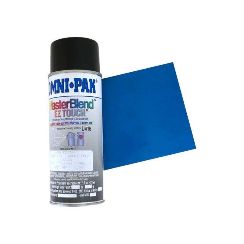 GrimmSpeed Rally Blue(WRB) Paint (054002)