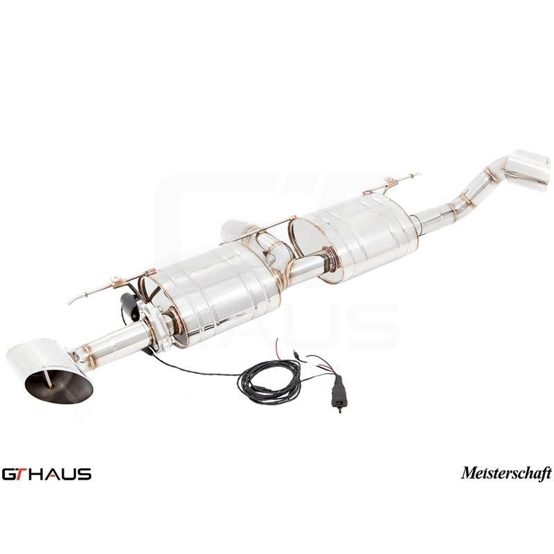 GTHAUS GTC Exhaust (EV Control)- Stainless- BM2421