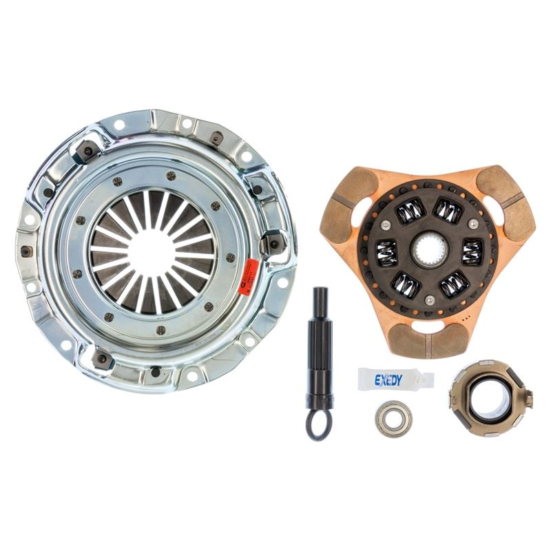 Exedy Stage 2 Cerametallic Clutch Kit (10903)
