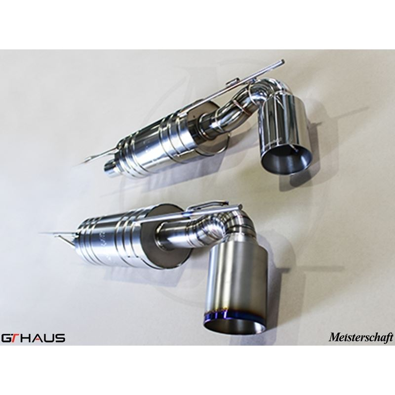 GTHAUS GTS Exhaust (Ultimate Track Performance)- T