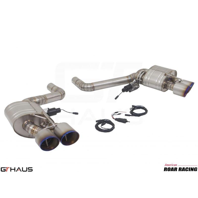 GTHAUS Roar Super Racing Series GTC Exhaust (E.C.V