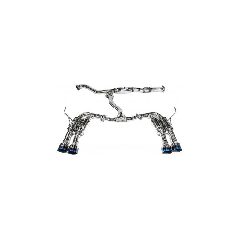 Invidia 11-14 Subaru WRX / STI Gemini/R400 Single