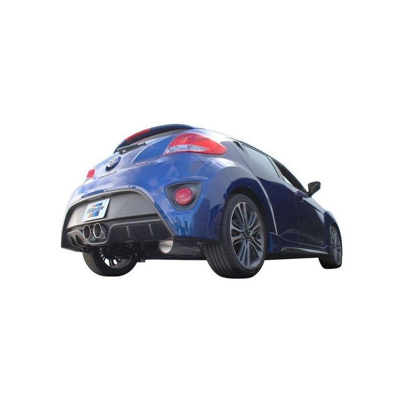 GReddyB? - Supreme SP 304 SS Cat-Back Exhaust Sys
