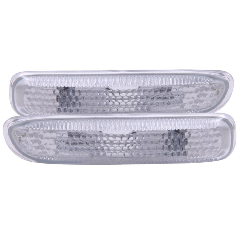 ANZO 1999-2001 BMW 3 Series Side Marker Lights Cle