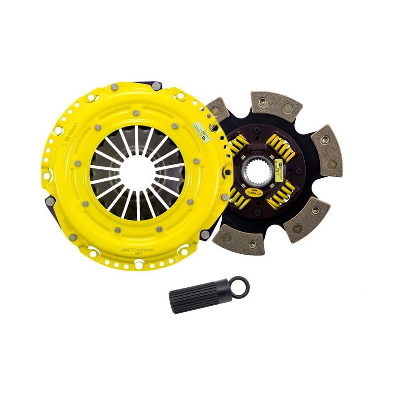 ACT HD/Race Sprung 6 Pad Kit for BMW 135i Base (BM