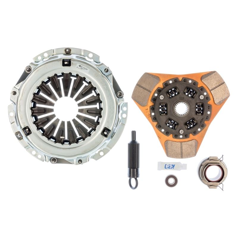Exedy Stage 2 Cerametallic Clutch Kit (16953B)