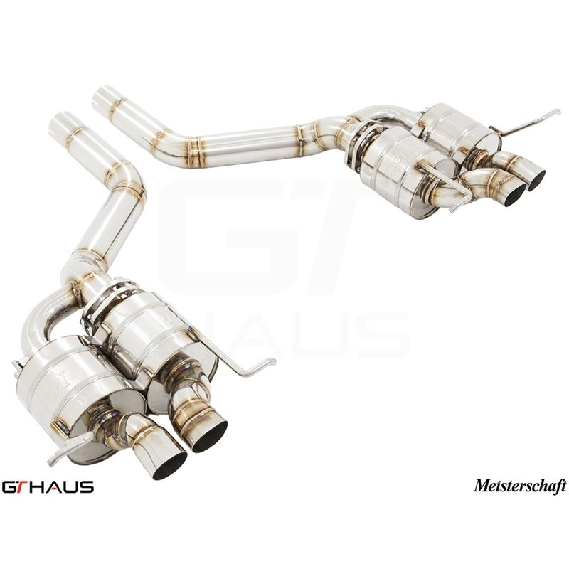 GTHAUS GTS Exhaust (Meist Ultimate Version)- Stain
