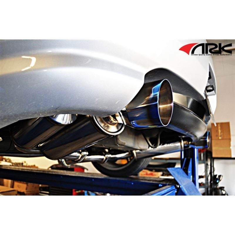 Ark Performance DT-S Exhaust System (SM0700-0303D)