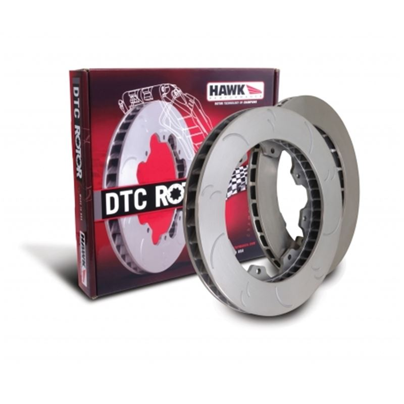 Hawk Performance DTC Floating Rotors (HR8020R)