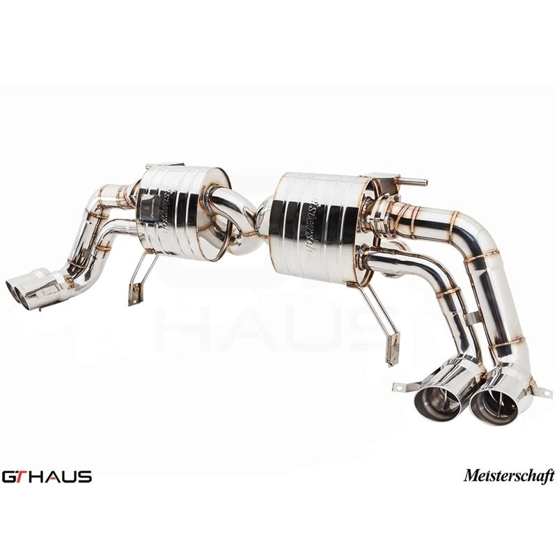 GTHAUS GTS Exhaust Racing (Meist Ultimate Version)